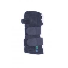 Usztywniona orteza na dłoń i przedramię AM-OSN-U-01 - lewa ręka