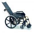 Wózek inwalidzki Brezzy 121 stabilizujący głowe i plecy